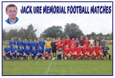 Jack Ure Memorial Football Matches
