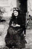 Mary Tingey of Oxlode, circa 1880