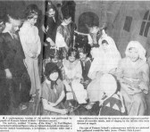 Pymoor School Nativity, circa 1979