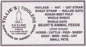 Advertisement in the Parish Magazine for Tillies Tiddlers of Pymoor, 1999
