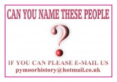 Can you help us name these people?