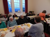 Pymoor Methodist Chapel Harvest Festival Supper, 2015