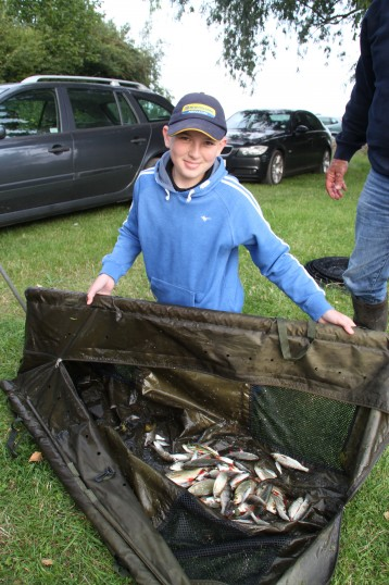 Roger Parson Memorial Charity Fishing Match, 2015