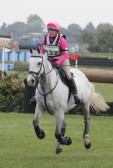 A Cross Country Event at the Eventing Centre, Little Downham, Pymoor 2015.