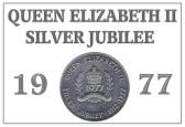Queen Elizabeth's II Silver Jubilee