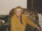 Grace Rudderham of Pymoor, circa 1980