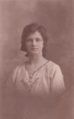 Annie Wiseman nee Glover of Pymoor, circa 1910