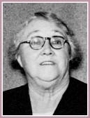 Annie Wiseman of Pymoor, circa 1956