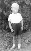 Roger Barker of Pymoor, circa 1950