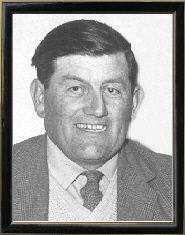 Ezra Barker, who passed away on 3rd July 1997 aged 86 years.