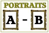 Portraits A - B