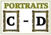 Portraits C - D