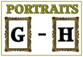 Portraits G - H