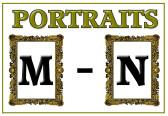 Portraits M - N