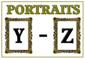 Portraits Y - Z
