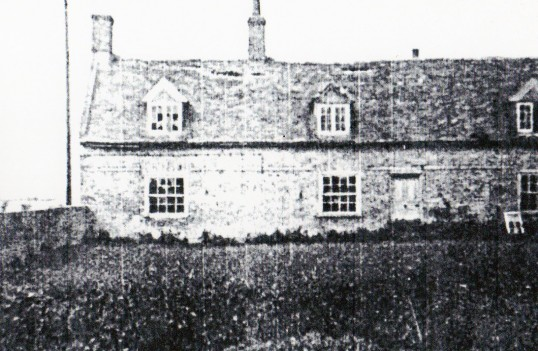 Farm House in Pymoor Lane (Lane Farm circa 1963 )