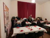 A Late Pancake evening was held at Pymoor Methodist Chapel, February, 2016