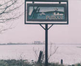 Pymoor Village Sign, 1985
