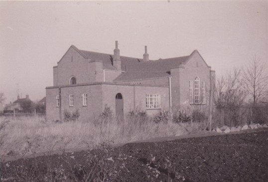 Pymoor Methodist Chapel, Main Street, Pymoor, 1964