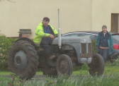 Vintage Tractor Rally, 2016