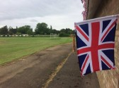 Queen Elizabeth II's 90th Birthday Celebrations at the Pymoor Cricket Club, 2016