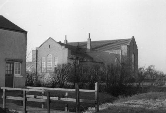 Pymoor Chapel 1964