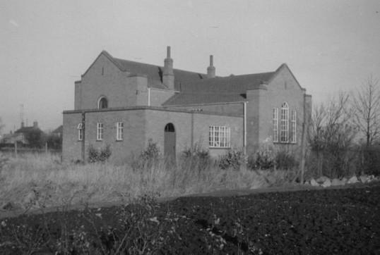 Pymoor Methodist Chapel 1964