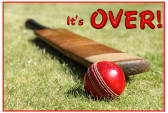 Pymoor Cricket Club Team disbanded due to lack of players, June 2016