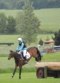 A Cross Country event at the Ely Eventing Centre, 2016