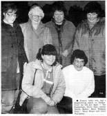 Pymoor Ladies Fishing Club, 1988
