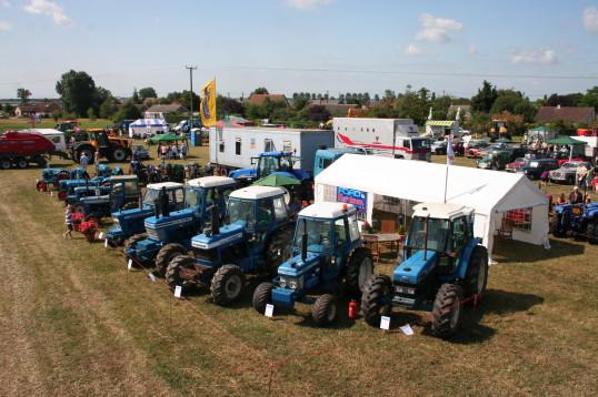 Pymoor Show 2009