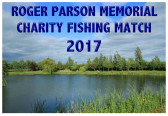 Roger Parson Memorial Charity Fishing Match 2017