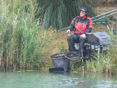 Roger Parson Memorial Charity Fishing Match at Oxlode Lakes, Oxlode, Pymoor 2016.