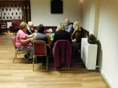 Sausage Supper at the Pymoor Cricket and Social Club, 2016