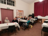 Pymoor Methodist Chapel Harvest Festival Supper, 2016