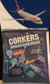 British Airways provided their passengers with complimentary packets of Corkers crisps, 2017