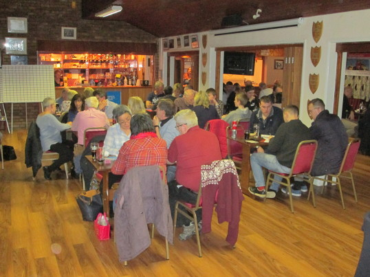 Gary Palmer and the Dabbers Trials Club held a Charity Quiz at the Pymoor Cricket and Social Club, Pymoor. 2017