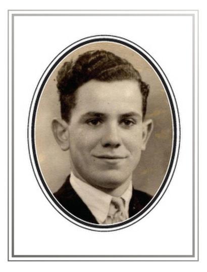 Albert Cornwell of Pymoor, circa 1945