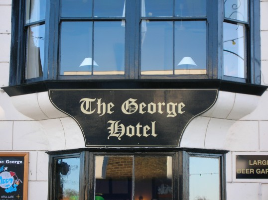 The George Hotel, High Street, Ramsey