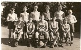 Ramsey St Mary's Football Team 1947-1948