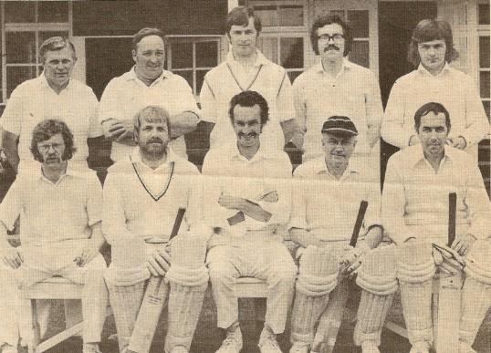 Ramsey Cricket Club 'Second'.