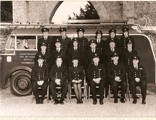 Ramsey Retained Fire Service part of Cambridgeshire Fire and Rescue Service