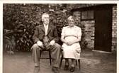 John Herbert (Snr) and Mary Elizabeth Freeman at Great Whyte, Ramsey.