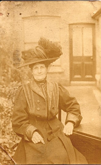 Sarah Ann Freeman (nee Stacey) of Great Whyte, Ramsey
