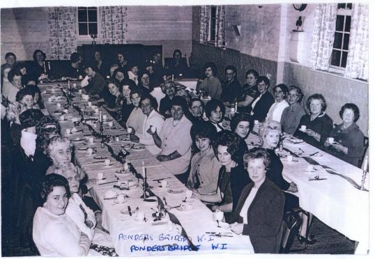 Pondersbridge Women's Institute