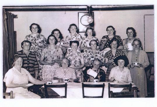 Ramsey Mereside. Sports Day Tea Ladies.