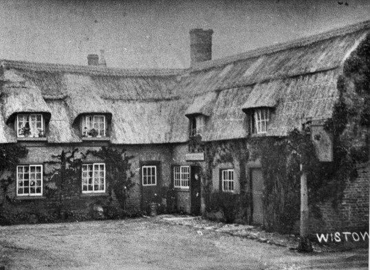 The Three Horseshoes Public House, Wistow, Joseph & Caroline (nee Clark) Brewers and Publicans