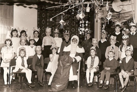 Bury C of E School  Children's Christmas play.