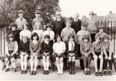 A School Photo - A year 5 class at Ramsey Junior School