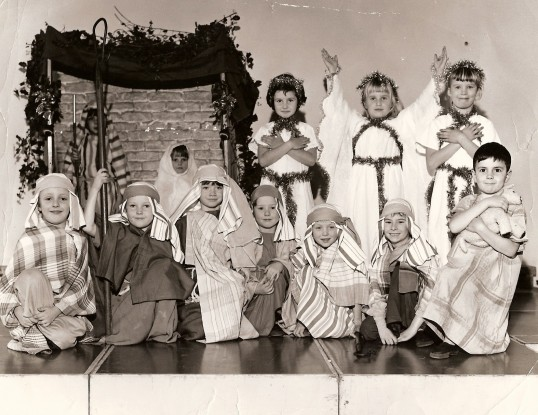 Christmas Play at Ramsey Spinning Infants School